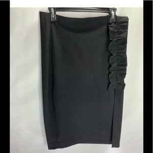 Express Design Studio Size 10Ruffle Frill skirt